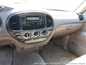 2002 Toyota Tundra SR5 Crew Cab V6 Low Mileage One Owner - Photo 7 - Richmond, VA 23237