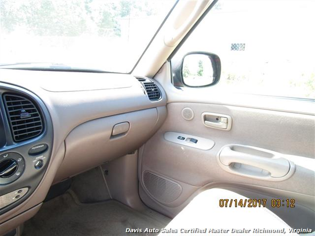 2002 Toyota Tundra SR5 Crew Cab V6 Low Mileage One Owner - Photo 18 - Richmond, VA 23237