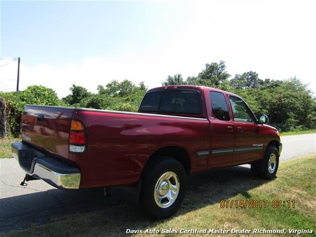 2002 Toyota Tundra SR5 Crew Cab V6 Low Mileage One Owner - Photo 5 - Richmond, VA 23237