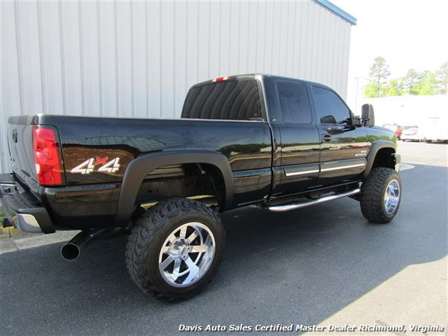 2007 Chevrolet Silverado 2500 HD LS 6.6 Duramax Diesel Lifted 4X4 Extended Cab - Photo 11 - Richmond, VA 23237