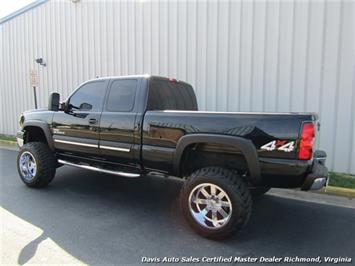 2007 Chevrolet Silverado 2500 HD LS 6.6 Duramax Diesel Lifted 4X4 Extended Cab - Photo 3 - Richmond, VA 23237