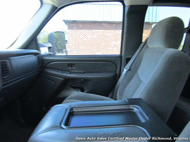 2007 Chevrolet Silverado 2500 HD LS 6.6 Duramax Diesel Lifted 4X4 Extended Cab - Photo 24 - Richmond, VA 23237