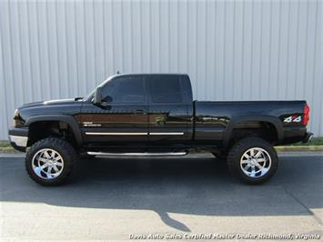 2007 Chevrolet Silverado 2500 HD LS 6.6 Duramax Diesel Lifted 4X4 Extended Cab - Photo 2 - Richmond, VA 23237