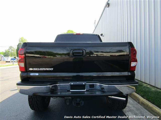 2007 Chevrolet Silverado 2500 HD LS 6.6 Duramax Diesel Lifted 4X4 Extended Cab - Photo 4 - Richmond, VA 23237