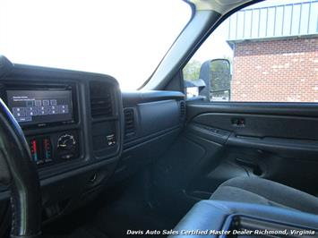 2007 Chevrolet Silverado 2500 HD LS 6.6 Duramax Diesel Lifted 4X4 Extended Cab - Photo 18 - Richmond, VA 23237