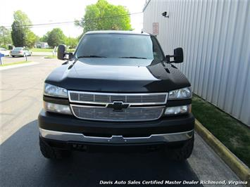 2007 Chevrolet Silverado 2500 HD LS 6.6 Duramax Diesel Lifted 4X4 Extended Cab - Photo 15 - Richmond, VA 23237