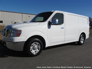 2012 Nissan NV 2500 HD SV Cargo Work Van