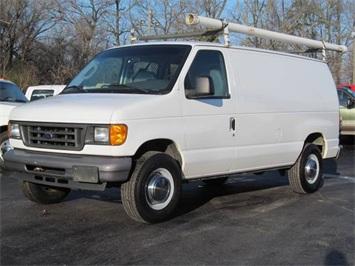2006 Ford E-Series Cargo E-250 Van