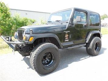 1997 Jeep Wrangler Sahara Convertible