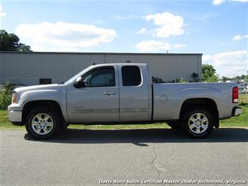 2009 GMC Sierra 1500 SLT 4X4 Extended Quad Cab - Photo 2 - Richmond, VA 23237