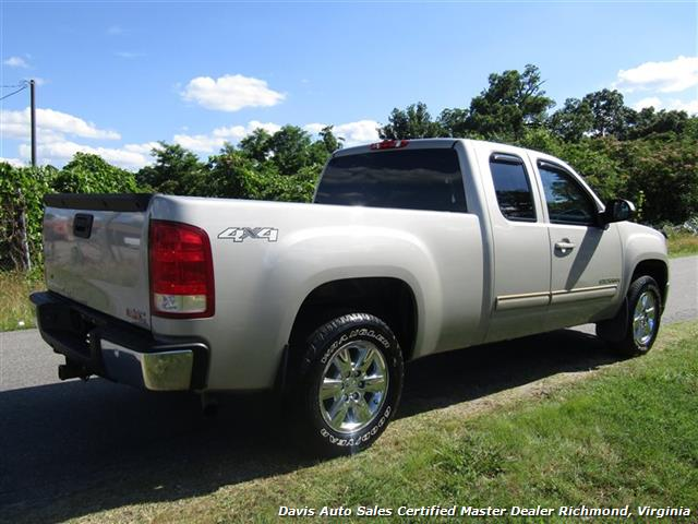 2009 GMC Sierra 1500 SLT 4X4 Extended Quad Cab - Photo 5 - Richmond, VA 23237