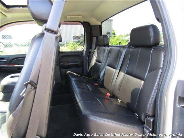 2009 GMC Sierra 1500 SLT 4X4 Extended Quad Cab - Photo 23 - Richmond, VA 23237