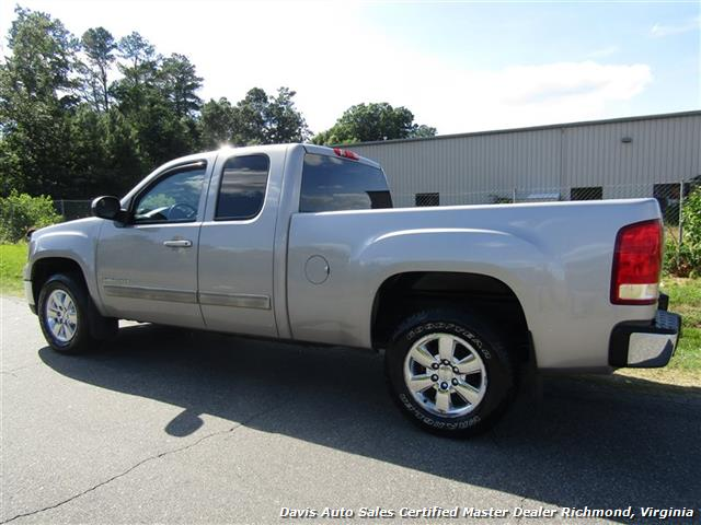 2009 GMC Sierra 1500 SLT 4X4 Extended Quad Cab - Photo 3 - Richmond, VA 23237