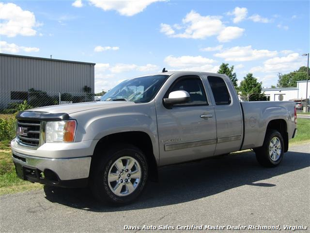 2009 GMC Sierra 1500 SLT 4X4 Extended Quad Cab - Photo 1 - Richmond, VA 23237