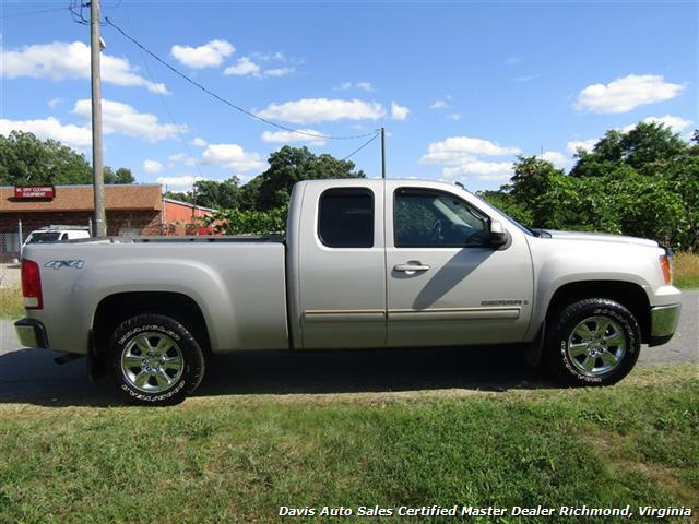 2009 GMC Sierra 1500 SLT 4X4 Extended Quad Cab - Photo 11 - Richmond, VA 23237