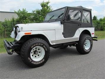 1978 Jeep CJ SUV