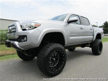 2016 Toyota Tacoma TRD Sport Lifted 4X4 V6 Double Crew Cab Short Bed Truck
