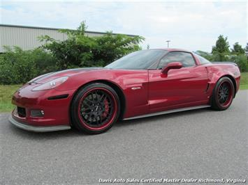 2008 chevrolet corvette z06 427 wil cooksey limited. Black Bedroom Furniture Sets. Home Design Ideas