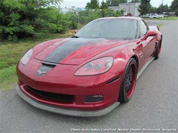 2008 Chevrolet Corvette Z06 427 Wil Cooksey Limited Edition Supercharged - Photo 2 - Richmond, VA 23237