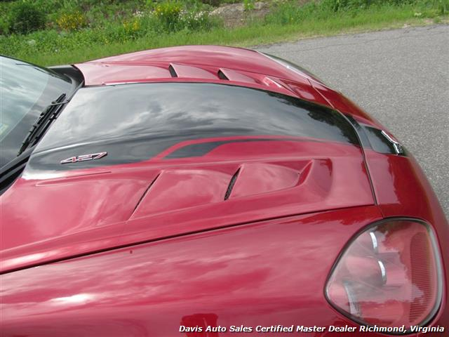 2008 Chevrolet Corvette Z06 427 Wil Cooksey Limited Edition Supercharged - Photo 36 - Richmond, VA 23237