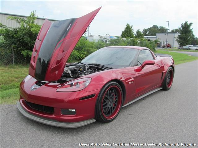 2008 Chevrolet Corvette Z06 427 Wil Cooksey Limited Edition Supercharged - Photo 23 - Richmond, VA 23237