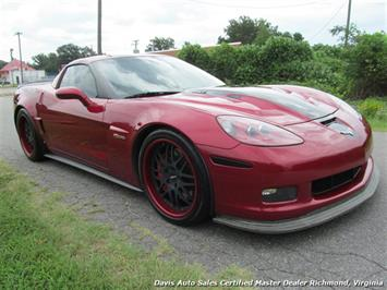2008 Chevrolet Corvette Z06 427 Wil Cooksey Limited Edition Supercharged - Photo 25 - Richmond, VA 23237