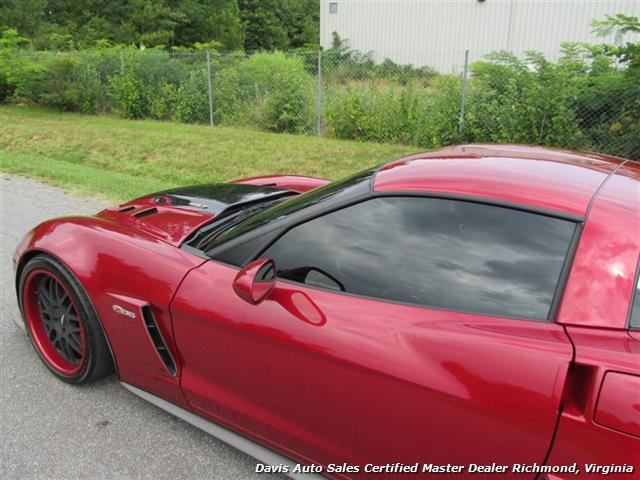 2008 Chevrolet Corvette Z06 427 Wil Cooksey Limited Edition Supercharged - Photo 33 - Richmond, VA 23237
