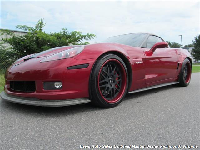 2008 Chevrolet Corvette Z06 427 Wil Cooksey Limited Edition Supercharged - Photo 41 - Richmond, VA 23237