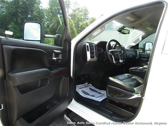 2015 GMC Sierra 3500 HD 6.6 Duramax Diesel 4X4 Dually Crew Cab Loaded - Photo 16 - Richmond, VA 23237