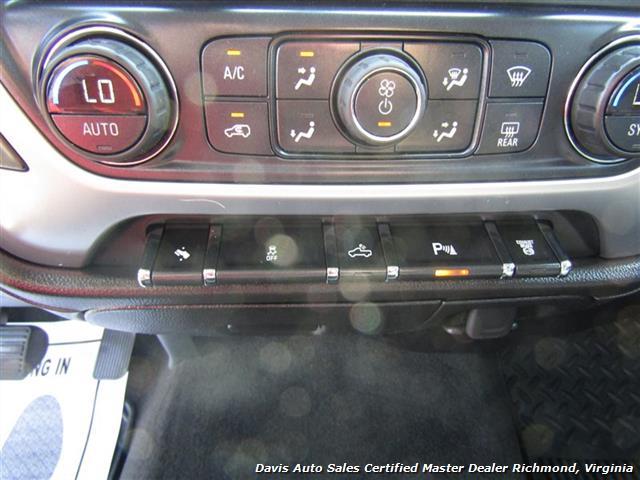 2015 GMC Sierra 3500 HD 6.6 Duramax Diesel 4X4 Dually Crew Cab Loaded - Photo 27 - Richmond, VA 23237