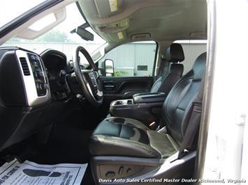 2015 GMC Sierra 3500 HD 6.6 Duramax Diesel 4X4 Dually Crew Cab Loaded - Photo 6 - Richmond, VA 23237