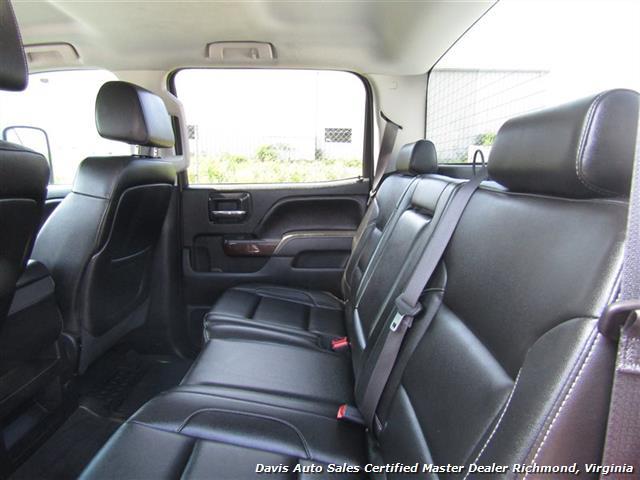 2015 GMC Sierra 3500 HD 6.6 Duramax Diesel 4X4 Dually Crew Cab Loaded - Photo 8 - Richmond, VA 23237