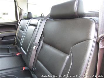 2015 GMC Sierra 3500 HD 6.6 Duramax Diesel 4X4 Dually Crew Cab Loaded - Photo 32 - Richmond, VA 23237
