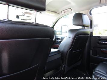 2015 GMC Sierra 3500 HD 6.6 Duramax Diesel 4X4 Dually Crew Cab Loaded - Photo 33 - Richmond, VA 23237