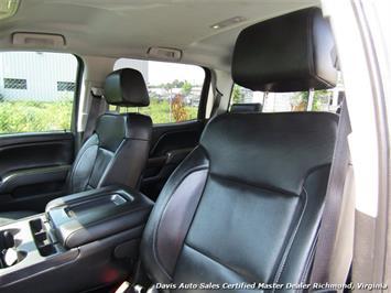 2015 GMC Sierra 3500 HD 6.6 Duramax Diesel 4X4 Dually Crew Cab Loaded - Photo 25 - Richmond, VA 23237