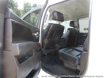 2015 GMC Sierra 3500 HD 6.6 Duramax Diesel 4X4 Dually Crew Cab Loaded - Photo 31 - Richmond, VA 23237