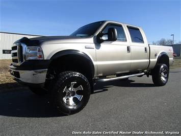 2005 Ford F-250 Super Duty XLT Lifted 4X4 Crew Cab Short Bed Truck