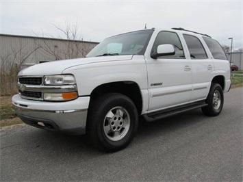2002 Chevrolet Tahoe LT SUV