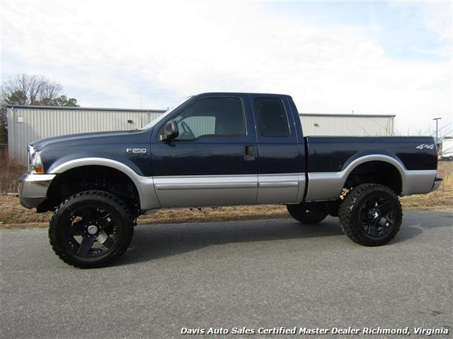 2002 Ford F-250 Super Duty XLT 7.3 Lifted Diesel 4X4 SuperCab SB - Photo 2 - Richmond, VA 23237