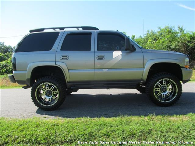 2003 chevrolet tahoe z71 lt 4x4 off road. Black Bedroom Furniture Sets. Home Design Ideas