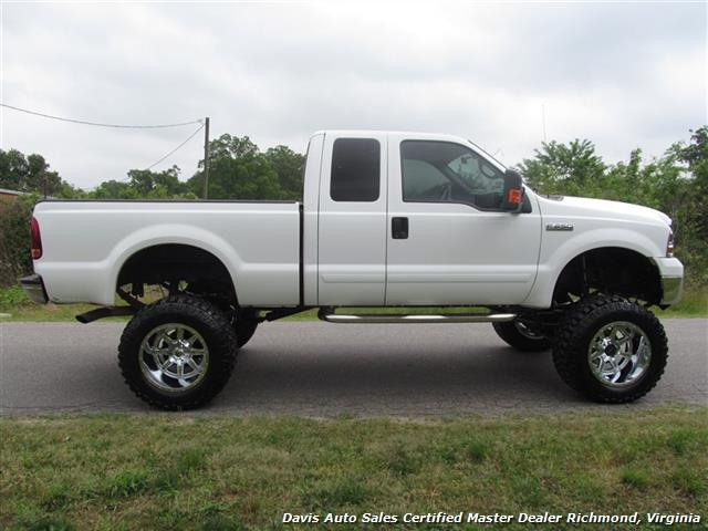 1999 Ford F 250 Super Duty Xlt 4x4 Extended Cab Short Bed