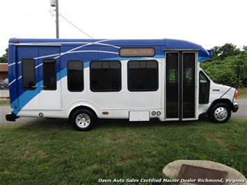 2007 Ford E450 Super Duty Startrans Passenger Shuttle Bus Wheelchair Accessable DRW - Photo 11 - Richmond, VA 23237