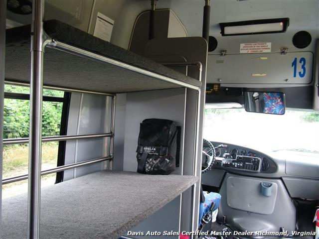 2007 Ford E450 Super Duty Startrans Passenger Shuttle Bus Wheelchair Accessable DRW - Photo 35 - Richmond, VA 23237