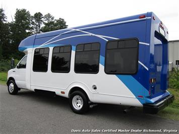 2007 Ford E450 Super Duty Startrans Passenger Shuttle Bus Wheelchair Accessable DRW - Photo 3 - Richmond, VA 23237