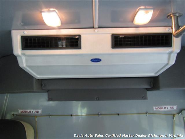 2007 Ford E450 Super Duty Startrans Passenger Shuttle Bus Wheelchair Accessable DRW - Photo 31 - Richmond, VA 23237