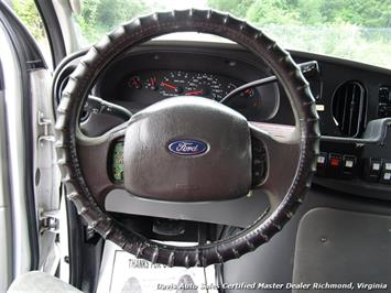 2007 Ford E450 Super Duty Startrans Passenger Shuttle Bus Wheelchair Accessable DRW - Photo 7 - Richmond, VA 23237