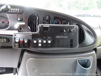 2007 Ford E450 Super Duty Startrans Passenger Shuttle Bus Wheelchair Accessable DRW - Photo 16 - Richmond, VA 23237