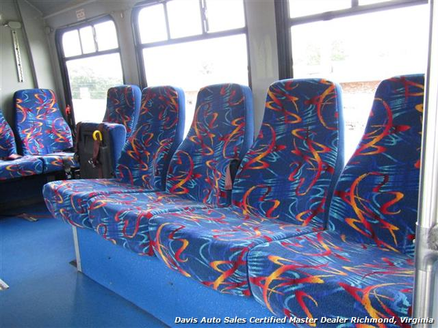 2007 Ford E450 Super Duty Startrans Passenger Shuttle Bus Wheelchair Accessable DRW - Photo 27 - Richmond, VA 23237