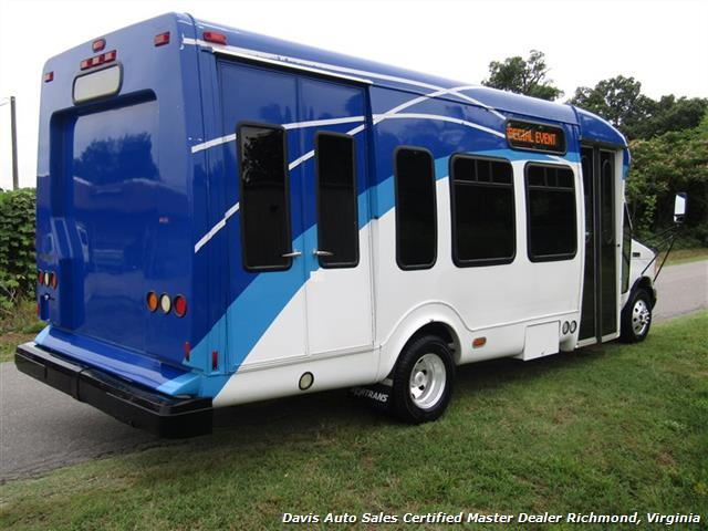 2007 Ford E450 Super Duty Startrans Passenger Shuttle Bus Wheelchair Accessable DRW - Photo 5 - Richmond, VA 23237