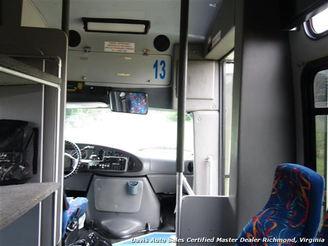 2007 Ford E450 Super Duty Startrans Passenger Shuttle Bus Wheelchair Accessable DRW - Photo 36 - Richmond, VA 23237